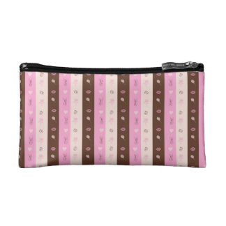 Pretty in Pattern Cosmetic Bag
