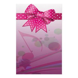 Pretty In Pink Bday Set Stationery