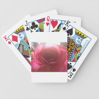 Pretty in Pink Bicycle Playing Cards