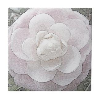 Pretty in Pink Ceramic Tile