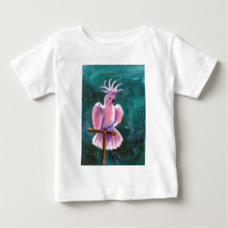 Pretty In Pink Cockatoo Infant Tshirt