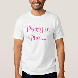 Pretty in pink... Dangerous in uniform Shirt