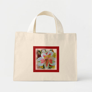 Pretty in Pink Floral Bouquet Bag