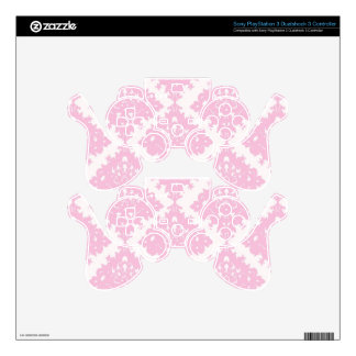 Pretty in Pink Gift ideas girls Skins For PS3 Controllers
