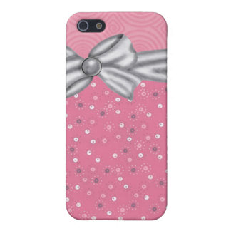 PRETTY IN PINK iPHONE COV Covers For iPhone 5