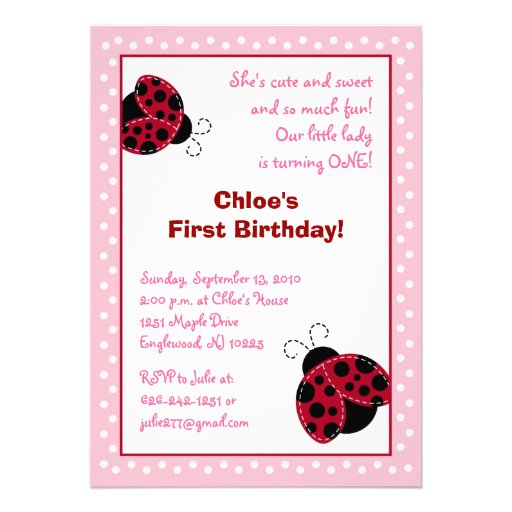 Pretty In Pink Baby Shower Invitations is adorable invitations layout