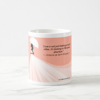 Pretty In Pink 'Love Is' Coffee Mug