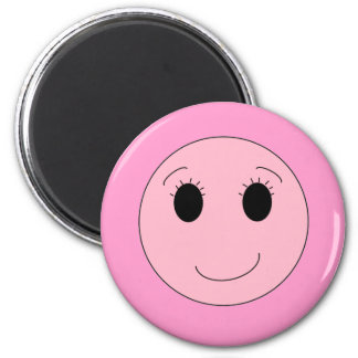 Pretty in Pink Magnet