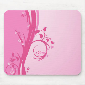 Pretty in Pink Mouse Pad