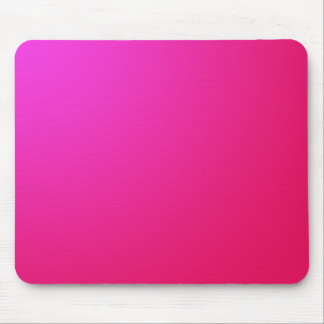 Pretty in Pink Mousemat Mouse Pad