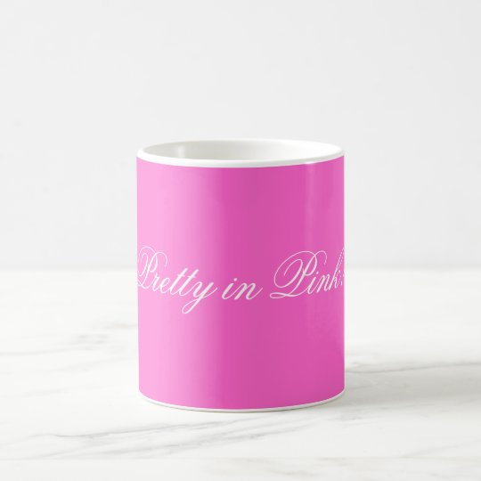 Pretty in pink ones! coffee mug