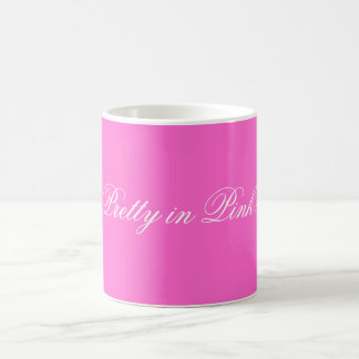 Pretty in pink ones! mug