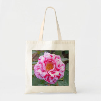 Pretty in Pink Rose Tote