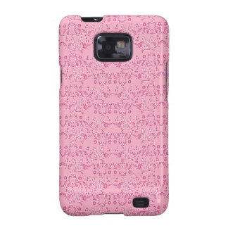 Pretty in Pink Samsung Galaxy S2 Barely There Case Galaxy S2 Case