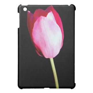 """Pretty In Pink"" Tulip Photography iPad Mini Case"
