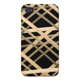 PRETTY IN PLAID iPhone 4/4S CASES