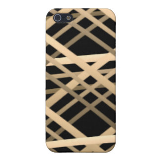 PRETTY IN PLAID iPhone 5 CASES