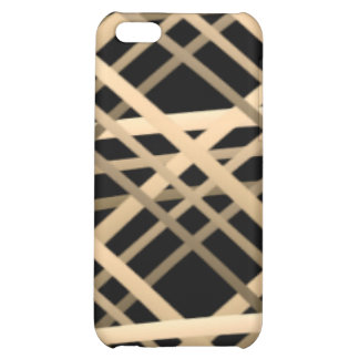 PRETTY IN PLAID iPhone 5C COVERS