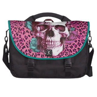 Pretty in Punk Shocking Leopard Products! thnx PJ Laptop Computer Bag