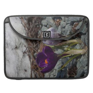 Pretty in Purple Sleeves For MacBooks