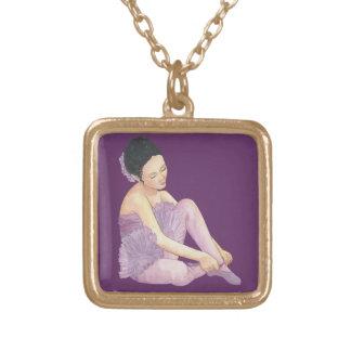 Pretty In Purple, too! Pendant