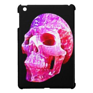 Pretty inPink Skull ipad mini case