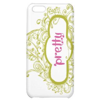 Pretty iPhone 5C Case