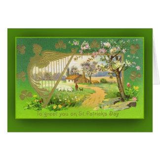 Pretty Irish Countryside Illustration Cards
