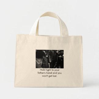 Pretty Jacket Tote Mini Tote Bag
