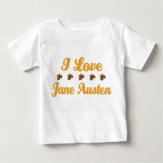 Pretty Jane Austen Lover Baby T-Shirt