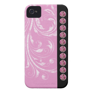 Pretty Jeweled iPhone Cases iPhone 4 Case
