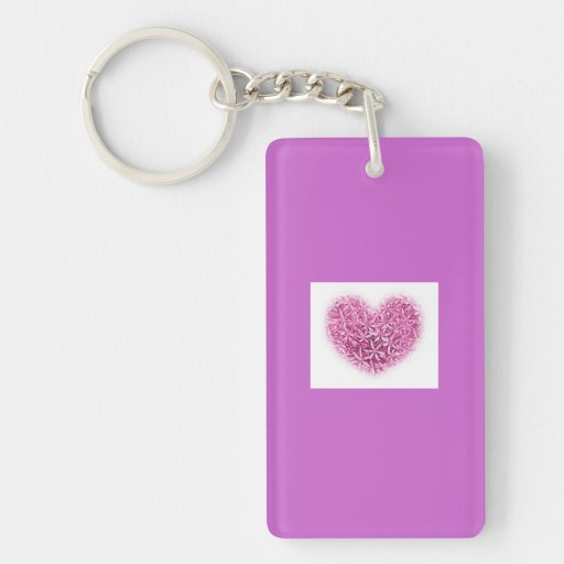 Pretty Key Fob. Keychain