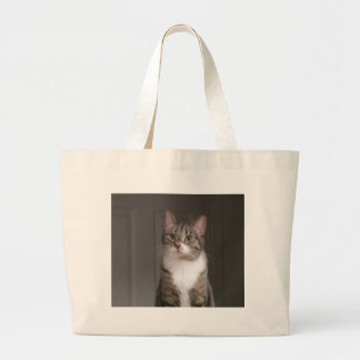Pretty Kitty Canvas Bags