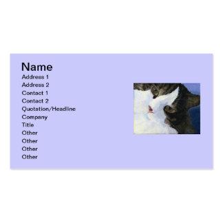 Pretty Kitty Business Card