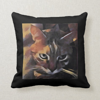 Pretty Kitty Cat Pillow