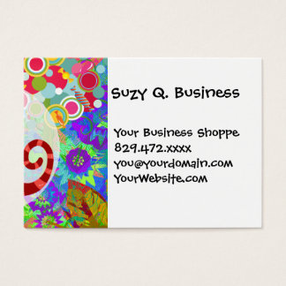 Pretty Kitty Crazy Cat Lady Gifts Business Cards
