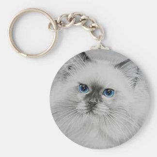 Pretty Kitty Keychain