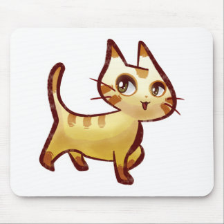 Pretty Kitty Mouse Pad