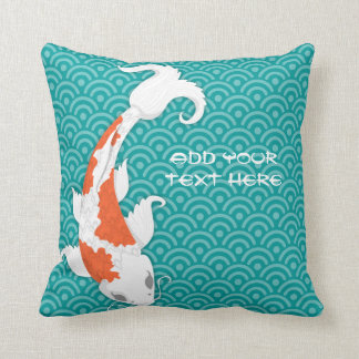 Pretty Koi Pillows
