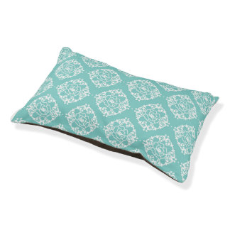 Pretty Lace Mint Dog Bed for Fur Baby Fur Child