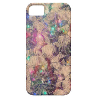 Pretty Lace Roses iPhone 5 Covers