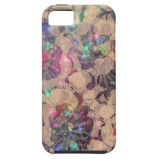 Pretty Lace Roses iPhone 5 Case