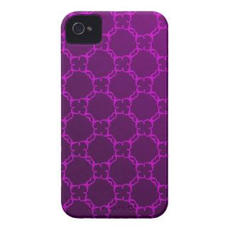Pretty Lacy Pattern Case-Mate iPhone 4 Case