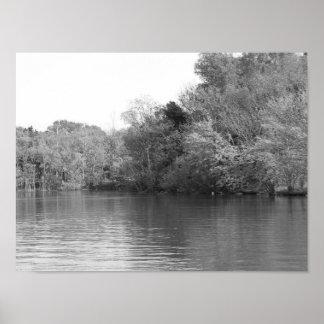 Pretty Lake Poster