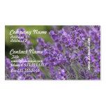 Pretty Lavender Fields Business Cards