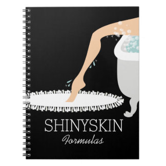 Pretty leg homemade soap bathtub bath beauty notebook