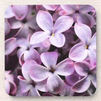 Pretty Lilacs Beverage Coaster