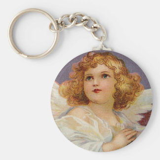 Pretty Little Angel Keychain