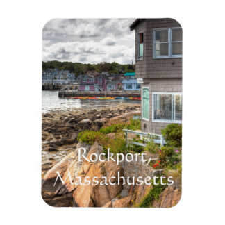 Pretty little beach house. Rockport, Massachusetts Magnet