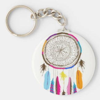 Pretty Little Dream Catcher Key Chains